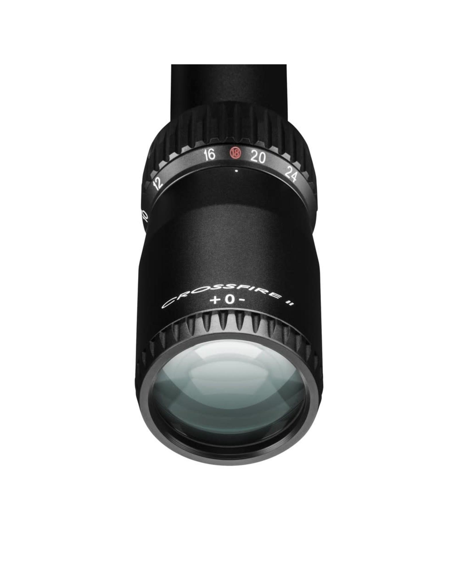 Vortex Optics VORTEX CROSSFIRE II 6-24x50 RIFLESCOPE (30mm) DEAD-HOLD BDC # VT-CF2-31045