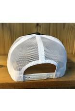 FILLET & RELEASE FILLET & RELEASE SNAPBACK CAP Grey/White