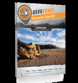 BACKROAD MAPBOOKS BRMB - VANCOUVER ISLAND BC - VICTORIA & GULF ISLANDS - 9TH EDITION