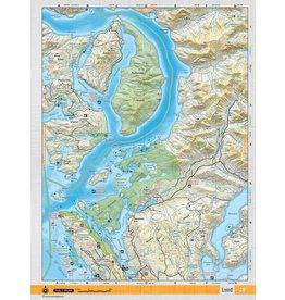 BACKROAD MAPBOOKS BRMB - LUND
