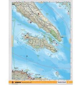 BACKROAD MAPBOOKS BRMB - TEXADA ISLAND