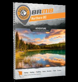 BACKROAD MAPBOOKS BRMB - NORTHERN BC 5TH EDITION