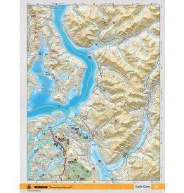 BACKROAD MAPBOOKS BRMB - EARLS COVE TOPO MAP
