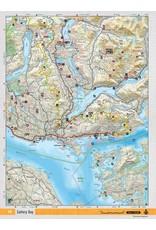 BACKROAD MAPBOOKS BRMB - TOPO MAP (VCBC-19-SALTERY BAY)