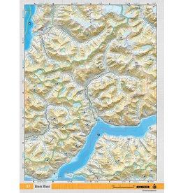 BACKROAD MAPBOOKS BRMB - BREM RIVER TOPO MAP