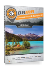 BACKROAD MAPBOOKS BRMB - VANCOUVER, COAST & MOUNTAINS BC - 5TH EDITION
