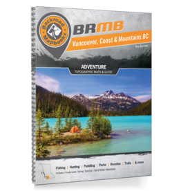 BRMB - VANCOUVER, COAST & MOUNTAINS BC - 5TH EDITION
