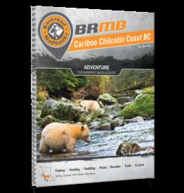 BACKROAD MAPBOOKS BRMB - CARIBOO CHILCOTIN COAST BC 5TH EDITION #CCBC