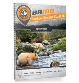 BRMB - CARIBOO CHILCOTIN COAST BC 5TH EDITION #CCBC