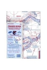FISH-N-MAP COMPANY, INC. FISH-N-MAP (FRASER RIVER) 101013 BR#1929-1057