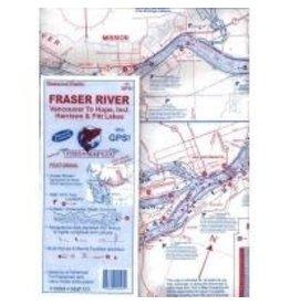 FISH-N-MAP COMPANY, INC. FISH-N-MAP - FRASER RIVER
