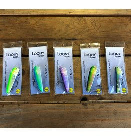 SPIRIT LURES LOONY SPOONS - SIZE #3