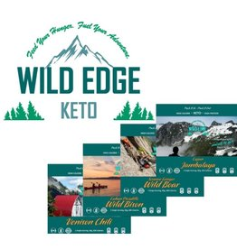 WILD EDGE KETO LTD WILD EDGE BACKPACKING MEALS