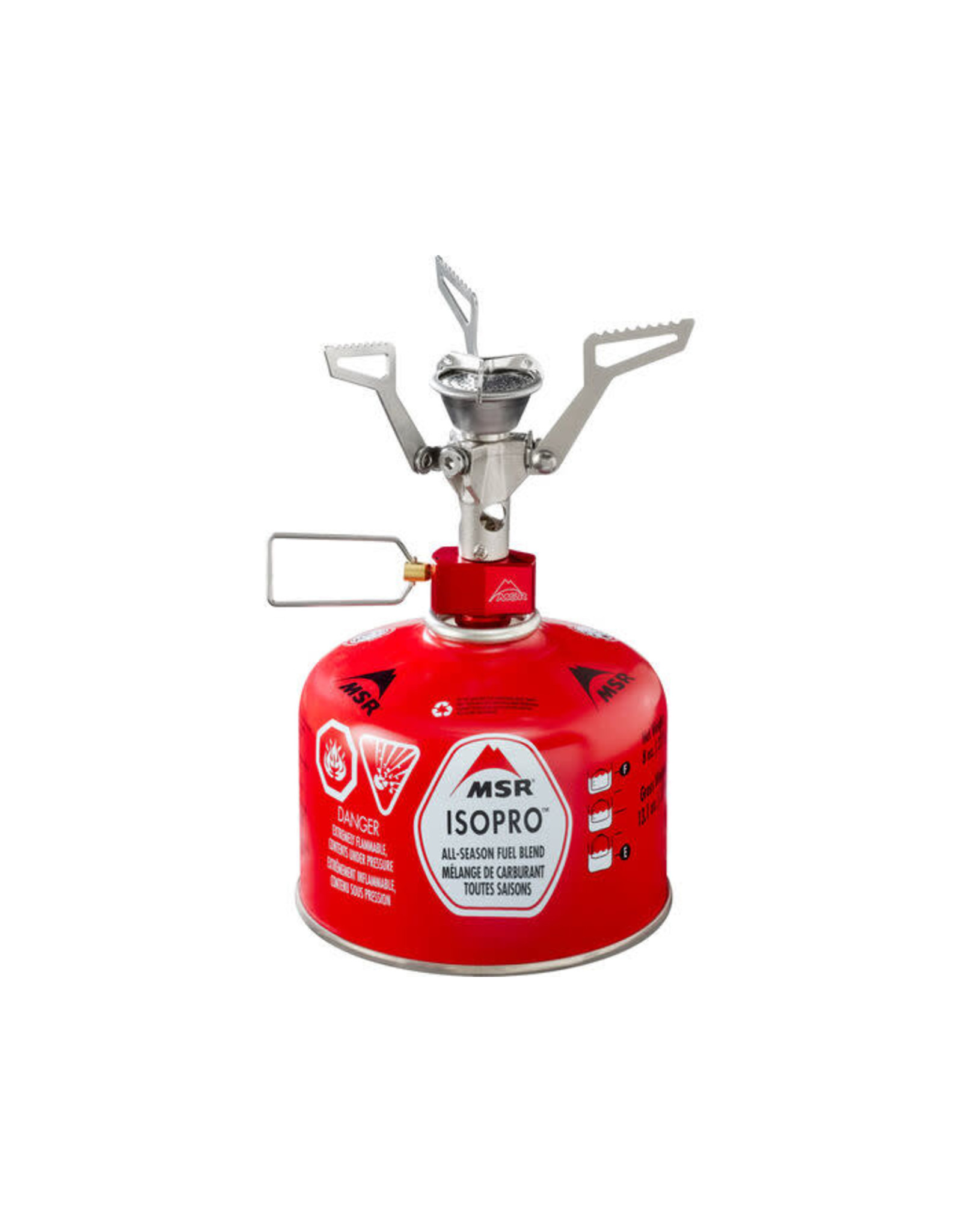 MSR POCKET ROCKET 2 CAMP STOVE #09884