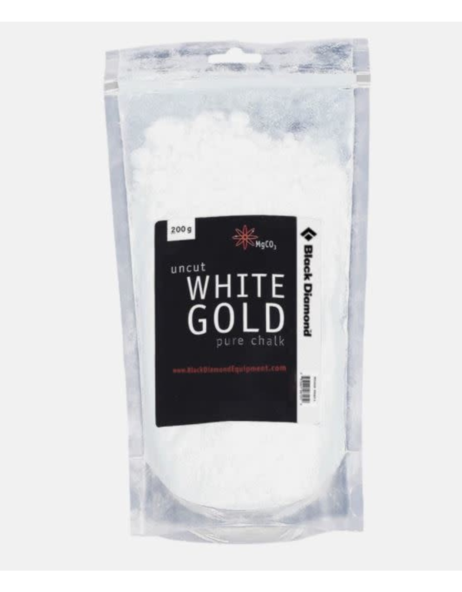 BLACK DIAMOND BLACK DIAMOND LOOSE WHITE GOLD CHALK 200g #BD5505030000ALL1