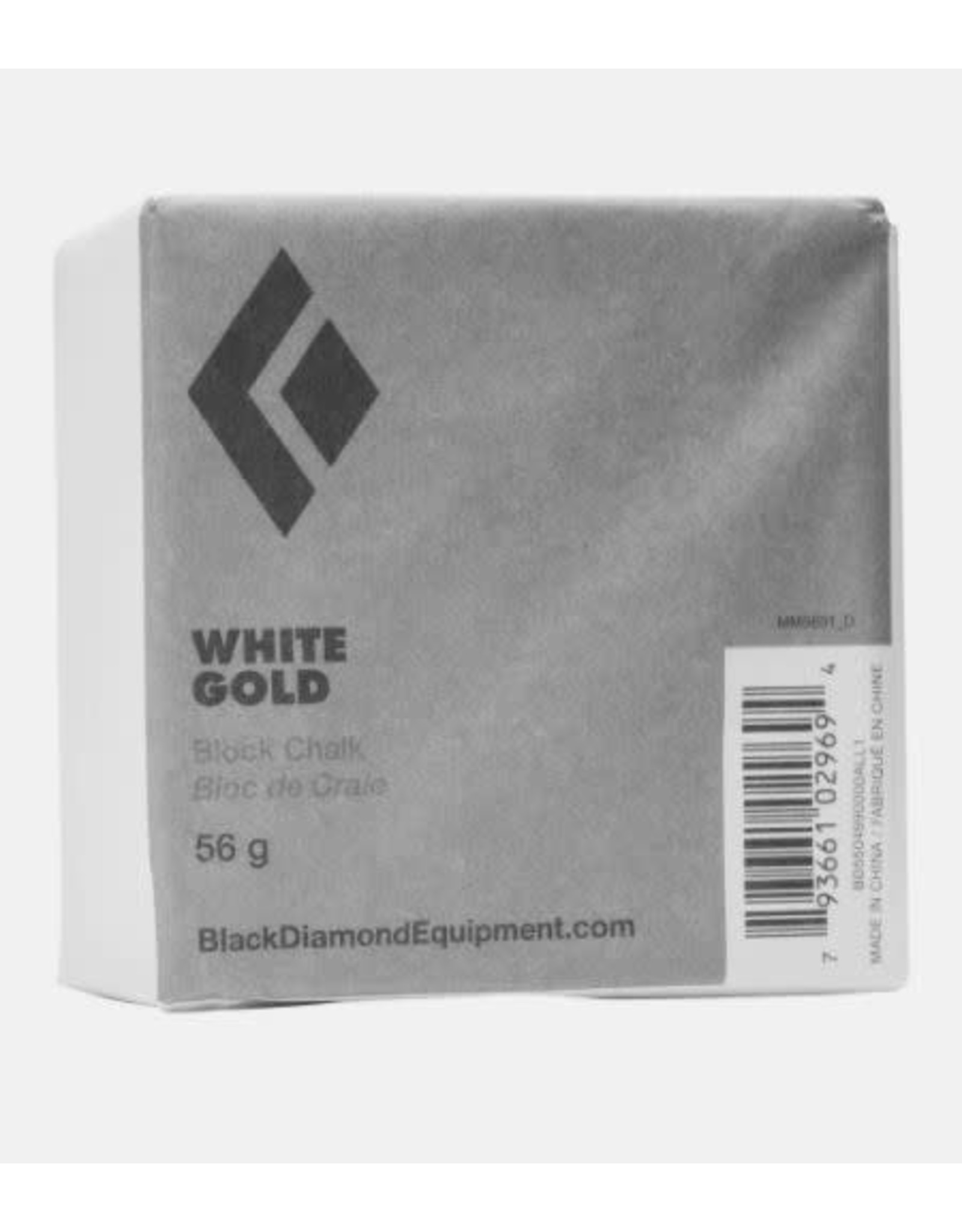 BLACK DIAMOND BLACK DIAMOND WHITE GOLD CHALK 56G #BD5504990000ALL1
