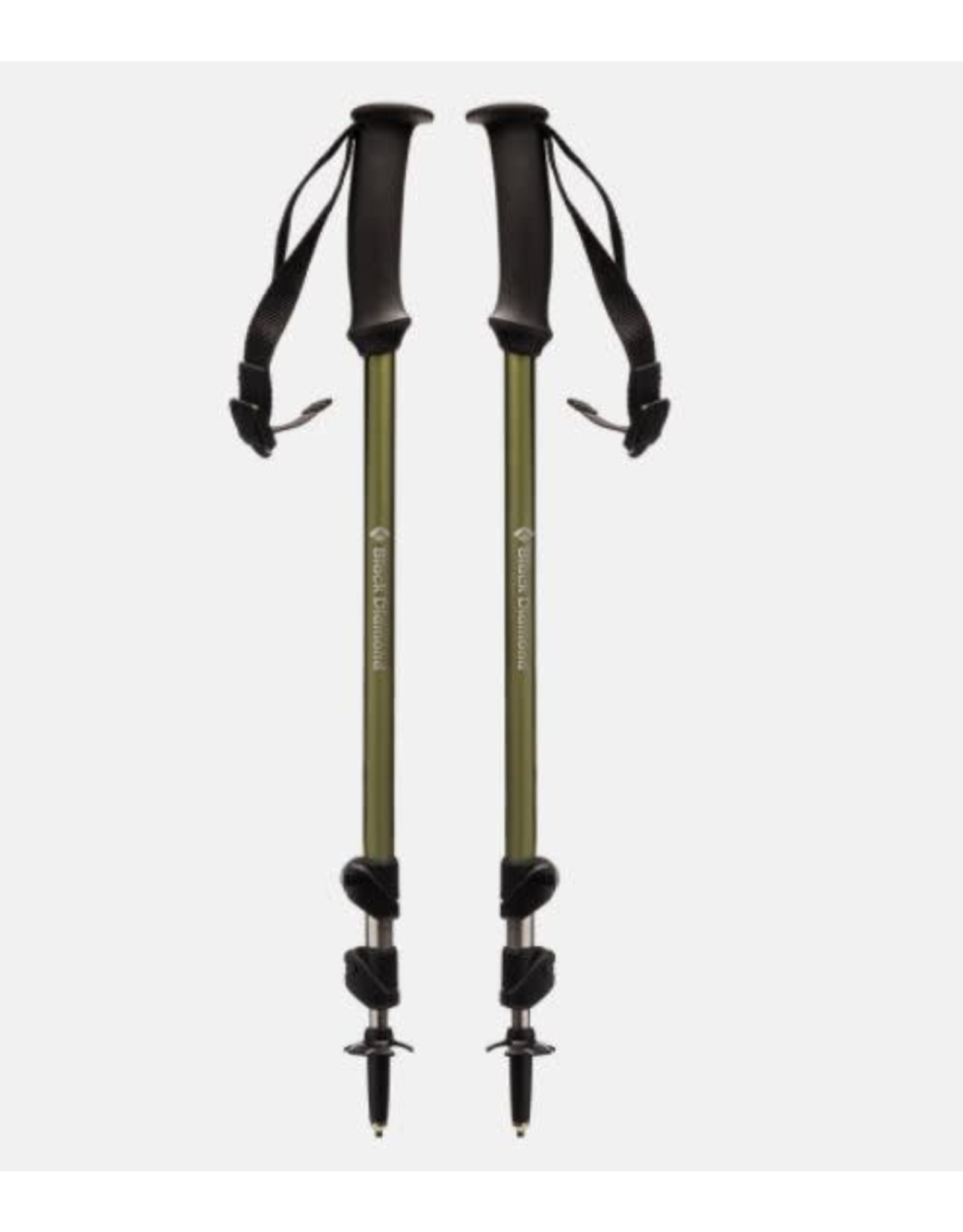 BLACK DIAMOND BLACK DIAMOND TRAIL EXPLORER 3 HIKING POLES