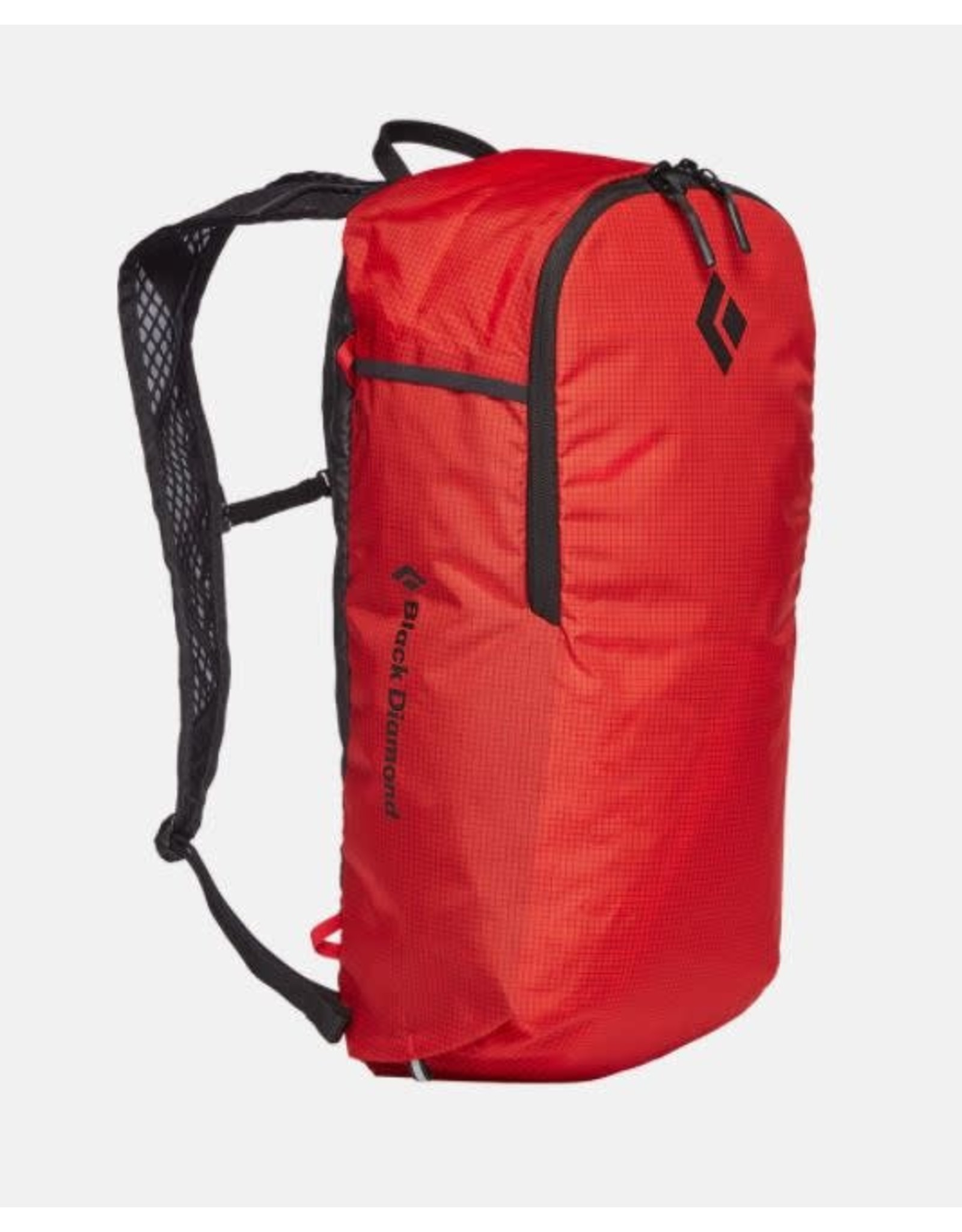 BLACK DIAMOND BLACK DIAMOND TRAIL ZIP 14 BACKPACK HYPER RED BD6812286002ALL1