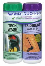 NIKWAX HARD SHELL DUO PACK 300ml