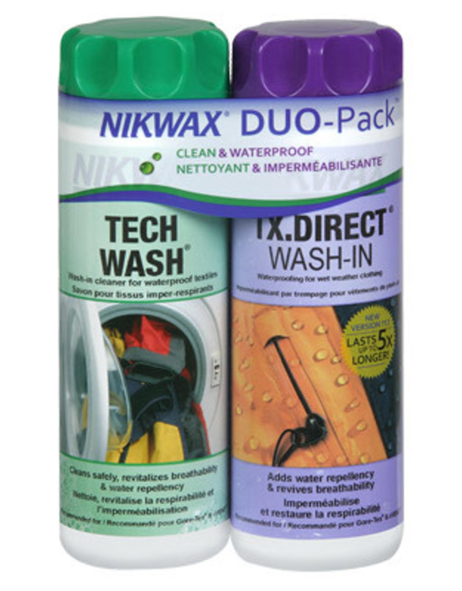 NIKWAX NIKWAX HARD SHELL DUO PACK 300ml