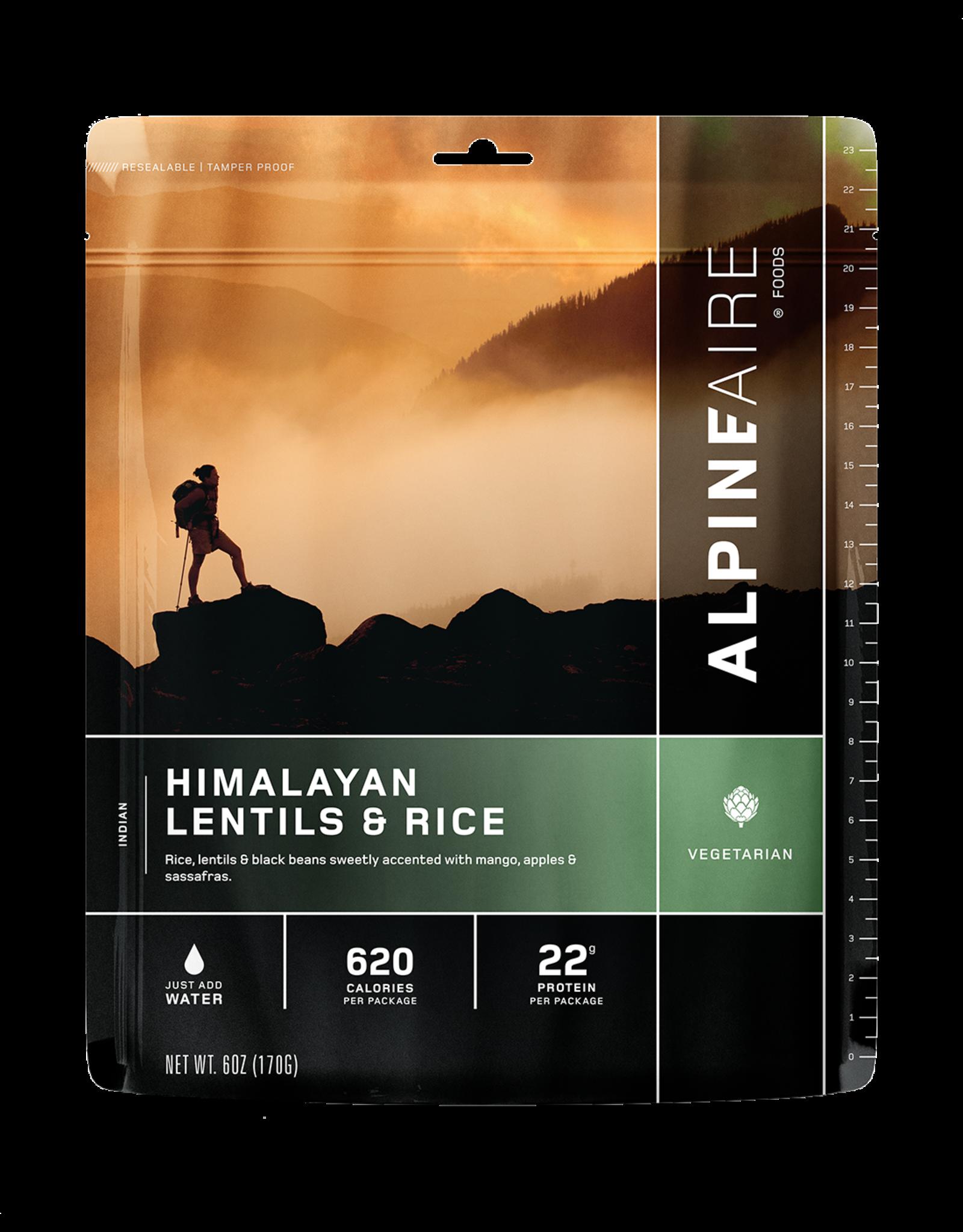 ALPINE FAIRE ALPINE FAIRE 61443 HIMALAYAN LENTILS & RICE