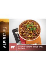 ALPINE FAIRE SOUTHWESTERN STYKE MASA WITH BEEF