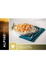 ALPINE FAIRE SWEET POTATO CHICKEN & RICE