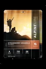 ALPINE FAIRE STRAWBERRY GRANOLA WITH MILK #60118