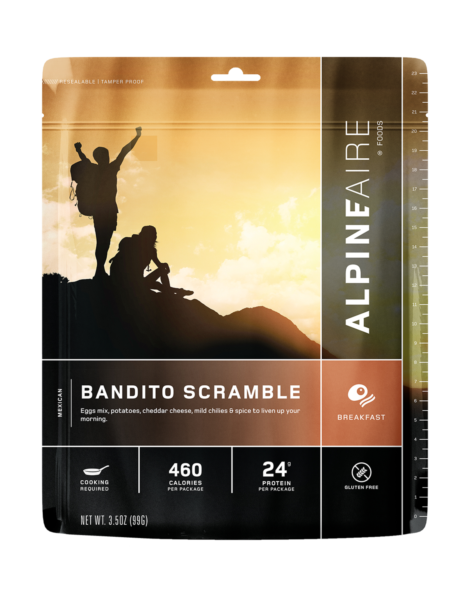 ALPINE FAIRE ALPINE FAIRE BANTITO SCRAMBLE #60802