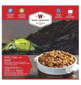 WISE COMPANY CHILI MAC WITH BEEF