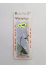 LIGHTHOUSE LURES LIGHTHOUSE RIGGED ANCHOVY BAIT HOLDER