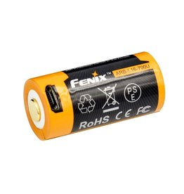 FENIX FENIX ARB-L16-700U USB RECHARGABLE BATTERY