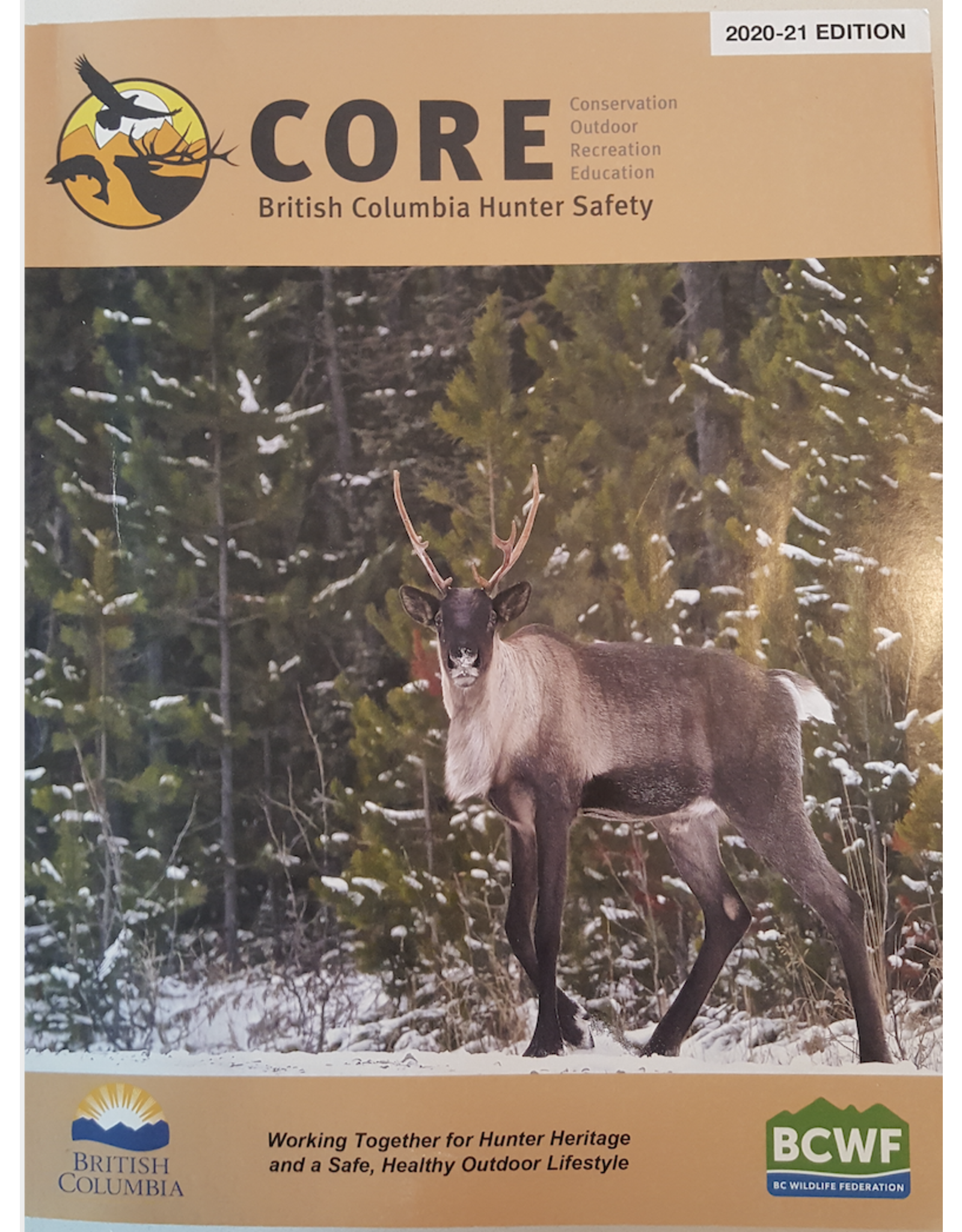 CONSERVATION OUTDOOR RECREATION EDUCATION BOOK