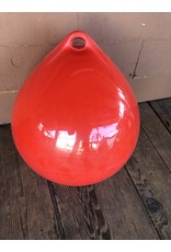 PACIFIC TRAPS PACIFIC PVC INFLATABLE MARINE BUOY 30 CM RED
