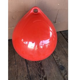 PACIFIC TRAPS PVC INFLATABLE MARINE BUOY (RED)