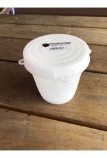 SCOTT PLASTICS LTD. SCOTTY  CRAB DINER BAIT JAR (WHITE)