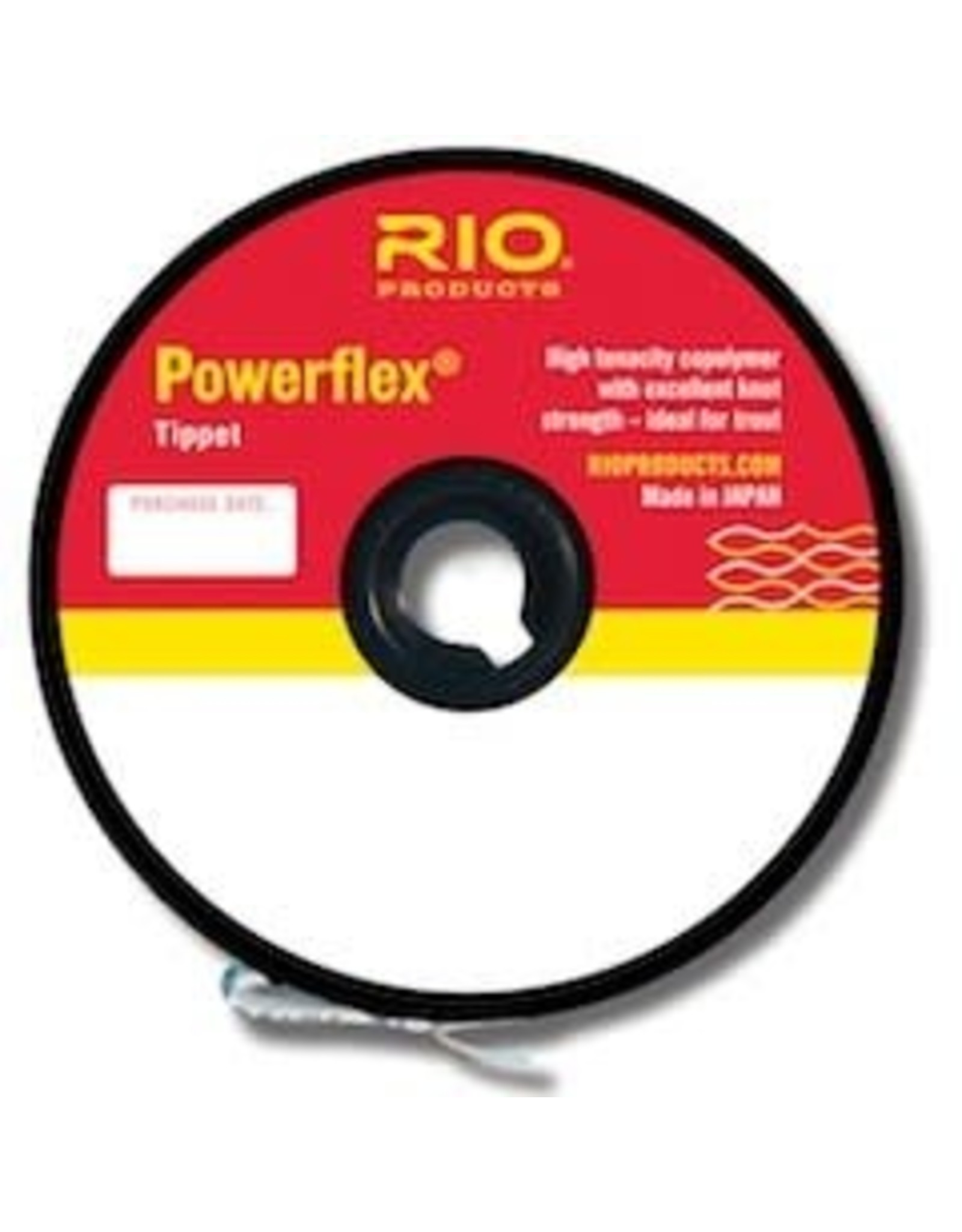 RIO RIO POWERFLEX TIPPET 30 YDS