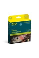 RIO RIO LAKE SERIES FATHOM SINKING LINES FRESHWATER