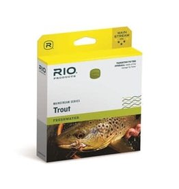 RIO RIO MAINSTREAM TROUT WF