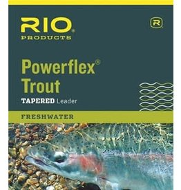 RIO RIO POWERFLEX TAPERED LEADER