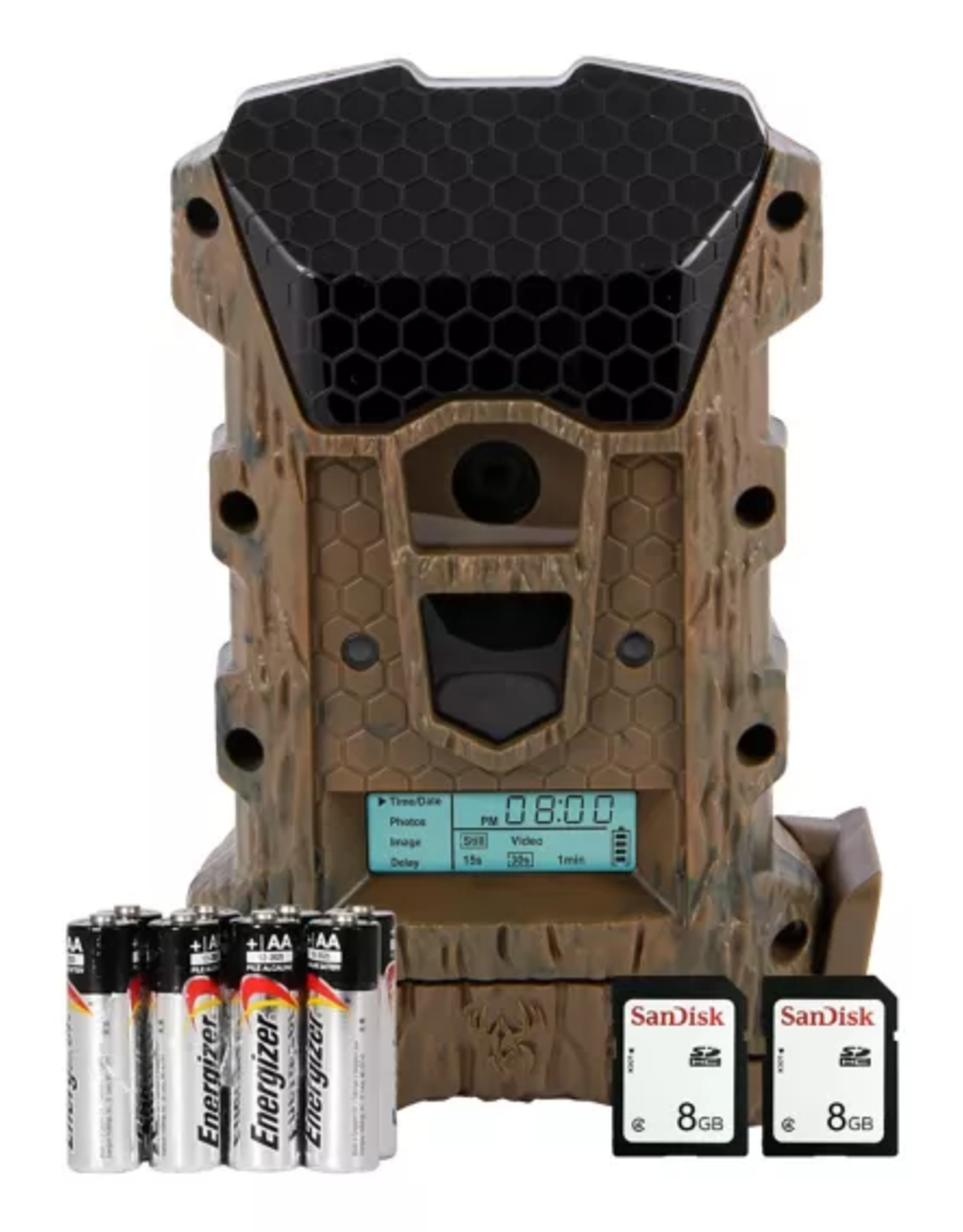 WILDGAME INNOVATIONS PRISM LIGHTSOUT 20MP GAME CAMERA