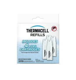 Thermacell Repellents Inc THERMACELL Fuel Cartridge Refill 4 Pack