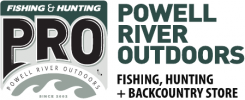 Powell River Outdoors - PRO Online - Fishing, Hunting and Backcountry Store.
