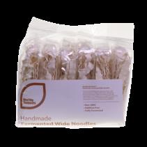 Healthy Elements - Handmade Fermented Wide Noodle 420g [Lot# 098E-201207]