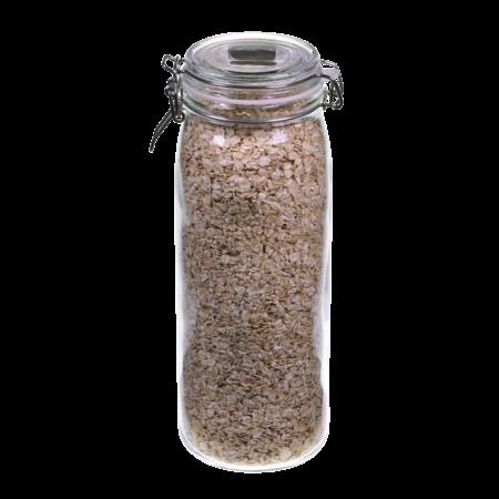 Oats, Rolled - Raw - Organic 1000g