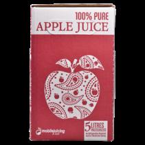 Pure Planet - Organic Pure Apple Juice 5L