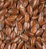 Seeds, Flax Brown - Raw - Organic 1450g
