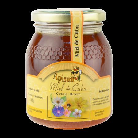 Apisun - Cuban Honey 500g
