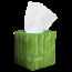 Caboo - Facial Tissue Cube 90ct