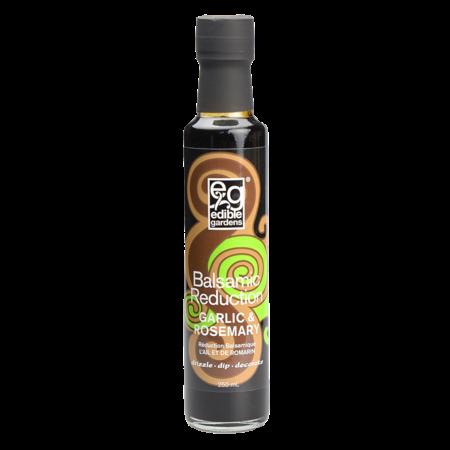 Edible Gardens - Balsamic Reduction Garlic & Rosemary 250ml